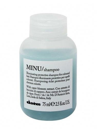 Şampuan Minu Boyali Saç 75Ml-Davines